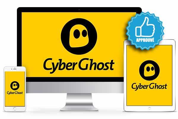 cyberghost fait partie des meilleurs vpn
