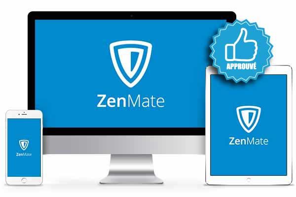 zenmate est un bon fournisseur de vpn