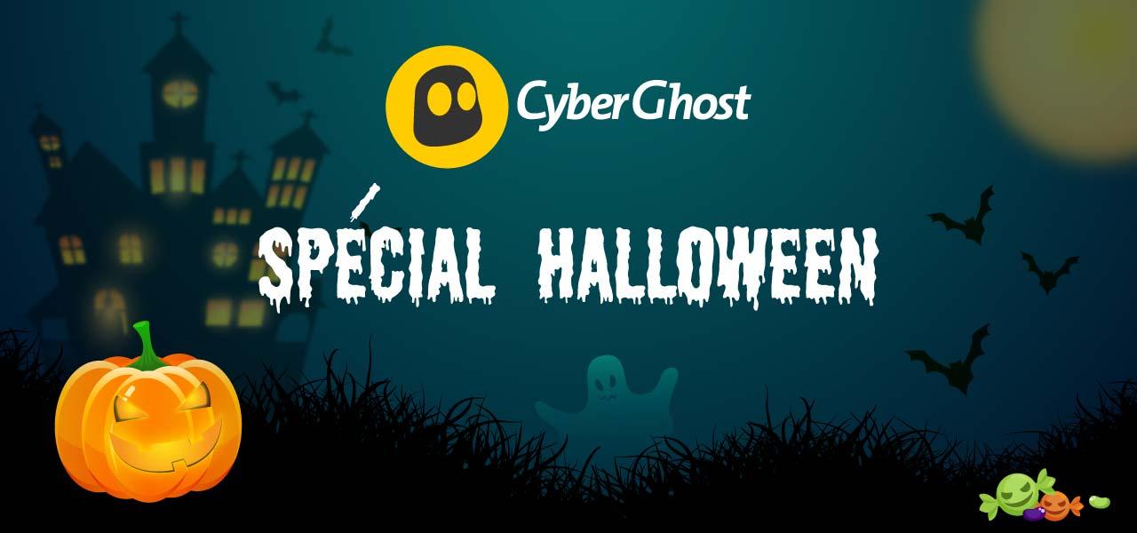 cyberghost halloween
