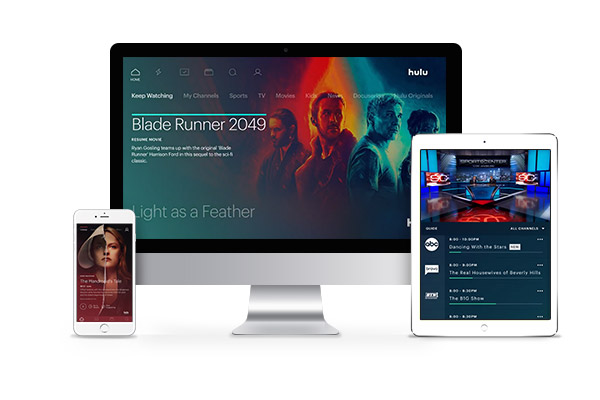 Regarder Hulu Suisse depuis tous vos appareils