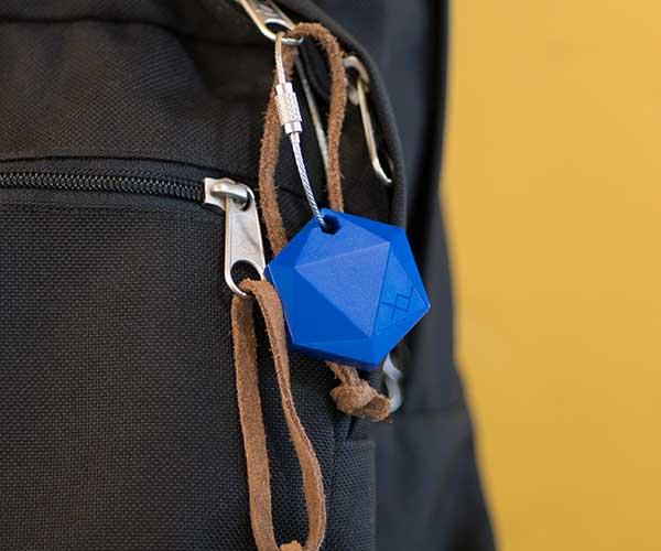 xy find it porte clés connecté