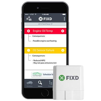 FIXD et son application