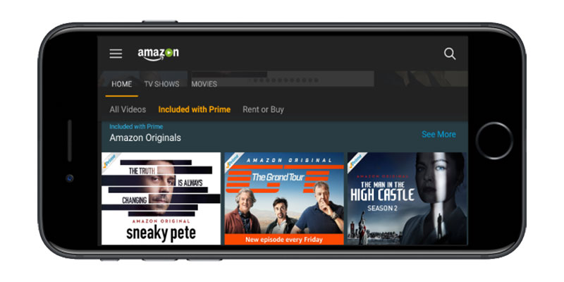 amazon streaming