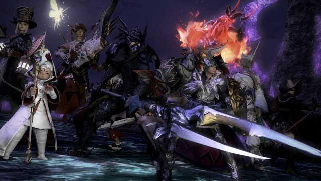 Final Fantasy XIV VPN