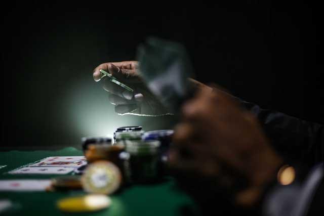 VPN poker