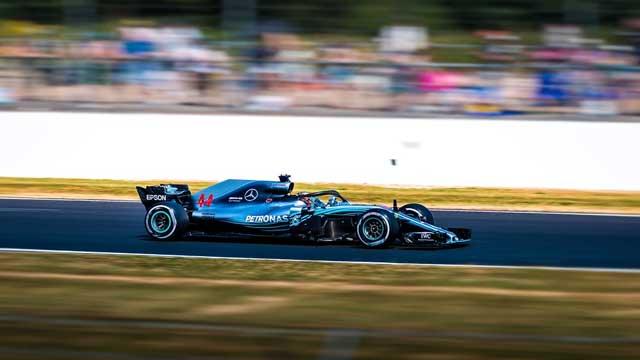 grand prix F1 en direct