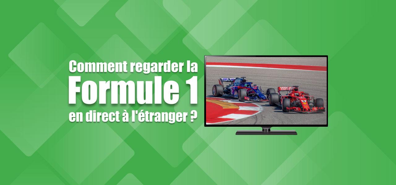 regarder formule1 direct