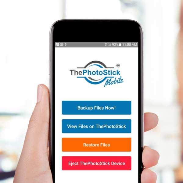 thephotostick mobile app