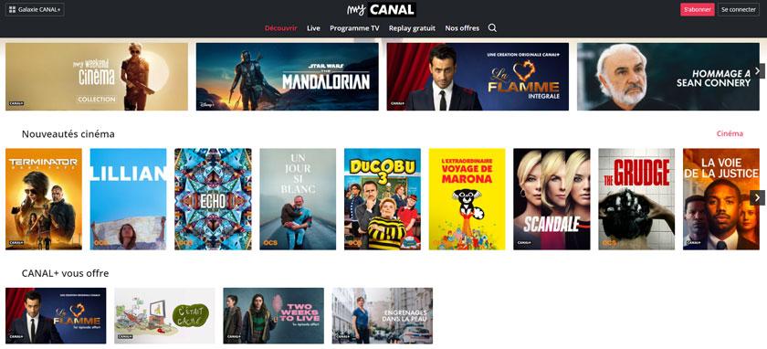 VPN canal Plus
