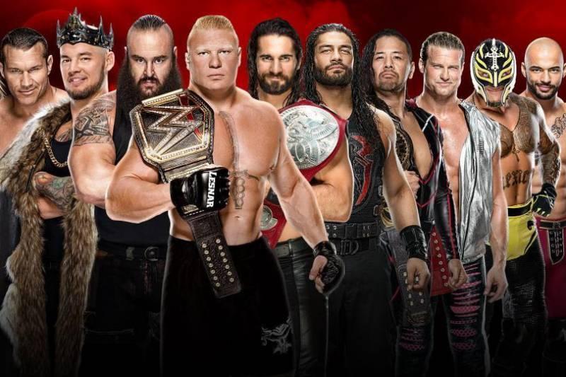WWE en direct gratuit