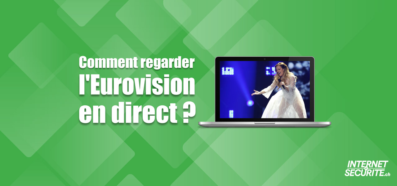 voir eurovision en direct