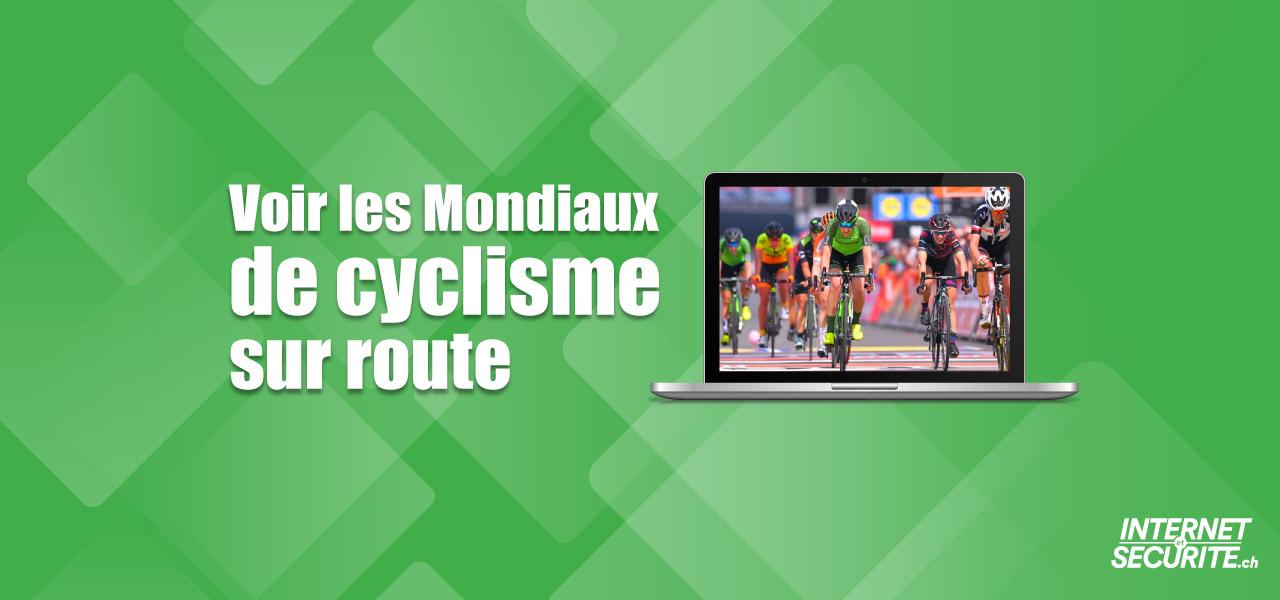 Championnat du monde cyclisme en direct
