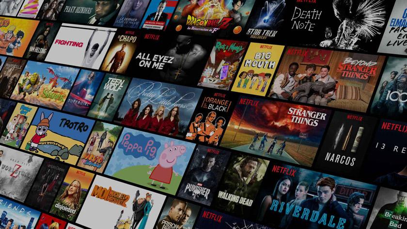 top 10 des meilleures series Netflix