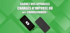 Une batterie externe sans fil ? ChargHubGO+ évidemment !
